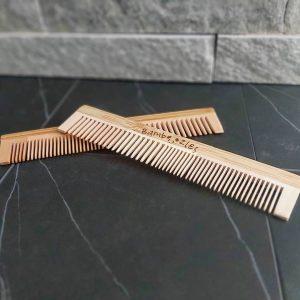 Bamboozels bamboo combs