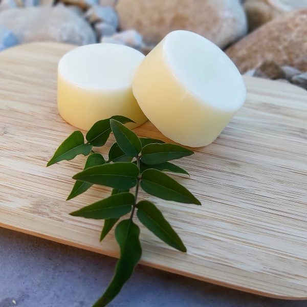 two 30 gram conditioner bars