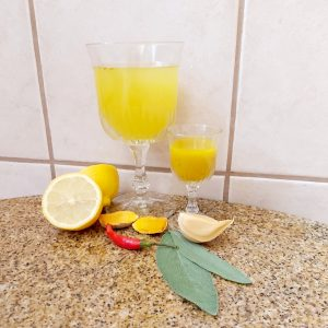 Cough and cold natural homemade remedy
